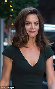 Katie Holmes Hairstyles 0 Best Katie Holmes Beams In NYC After Revealing Romance With Jaime Foxx