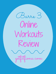 barre 3 workouts review