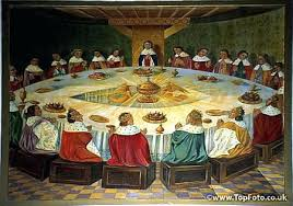 arthur and the knights of the round table 1 knights of arthurs round table legend and overview arthur square knights round table