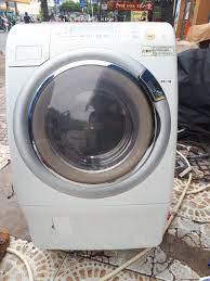 Máy giặt cũ nội địa National NA-VR2200, hàng vip sấy block - chodocu.com