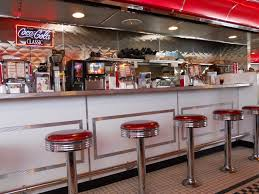 Day's View: October 2010  Diner Decor1950s ...
