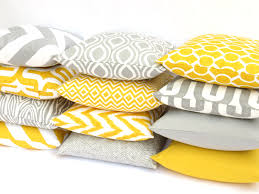 Yellow Accessories For Living Room Nice Elegant Living Room Pillow Cover Ideas Glugu