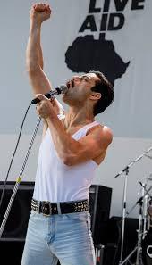 See more of freddie mercury on facebook. The Costumes In Bohemian Rhapsody Help Rami Malek Victoriously Transform Into Freddie Mercury Fashionista
