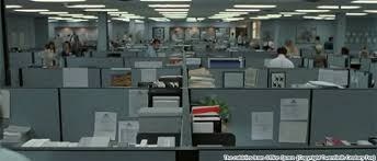 image image office cubicle. The Cubicles From Office Space (Copyright Twentieth Century Fox) Image Cubicle |
