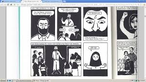 an analysis of persepolis by marjane satrapi using understanding persepolis by marjane satrapi page 4