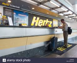 Hertz Car Usa Stock Photos Hertz Car Usa Stock Images Alamy Hertz Rent A Car Los Angeles Union Station