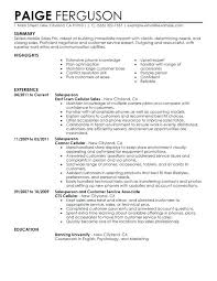 How To Write An Objective For A Resume For Retail Sales Resume