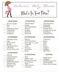 list of items needed for baby baby shower items list baby shower ideas gallery