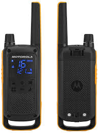 Купить <b>рацию Motorola TALKABOUT T82</b> EXT в Москве, цена ...