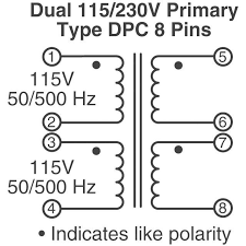 dpc 12 350 signal transformer transformers digikey product overview