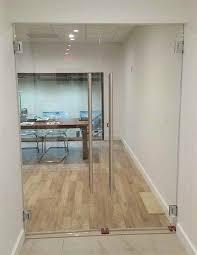 frameless interior glass doors glass door installation frameless glass folding doors interior