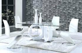 modern white dining chairs modern white leather dining chairs dining sets modern set contemporary white modern white dining chairs