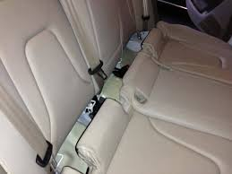 pull the seat bottom out