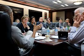 Obama And Cabinet Heres How Obamas Female Staffers Made Their Voices Heard