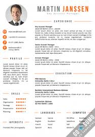 Curriculum Vitae Template For Word Cv Cv Template Under Fontanacountryinn Com