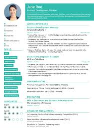 Download Modern Resume Tempaltes Modern Resume Samples 8 Best Online Resume Templates Of 2018