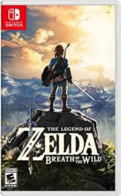 The Legend of Zelda: Breath of the Wild - Nintendo ... - Amazon.com