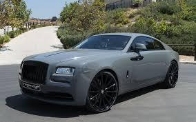 Rolls Royce Wraith Custom