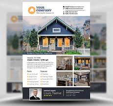 real estate flyer templates real estate flyer template v3 flyerheroes