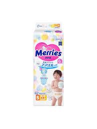 <b>Подгузники</b> для детей размер <b>XL 12</b>-<b>20кг</b>, 44шт <b>MERRIES</b> ...