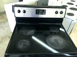 electric glass stove top replacement whirlpool with regard to contemporary house plan amana burner not working