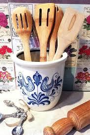 utensil holder ideas vintage ceramic pottery utensil holder ideas utensil holders kitchen storage counter decoration farmhouse utensil holder