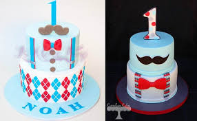 Birthday Cake Ideas For 1st Birthday Boy Savetravelco