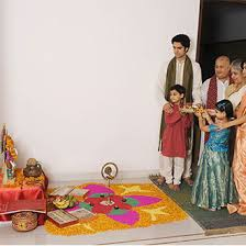 5 awesome and simple ganesh chaturthi home decoration ideas