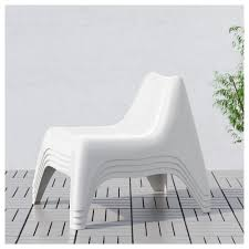 white chairs ikea ikea ps 2012 easy. IKEA PS VÅGÖ Easy Chair, Outdoor Can Be Stacked, Which Helps You Save White Chairs Ikea Ps 2012