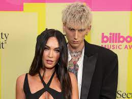 Maybe you would like to learn more about one of these? Machine Gun Kelly Celebrates Anniversary Of Megan Fox S First Time Telling Him I Love You The Independent