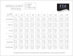 Inc Jeans Size Chart 21 Comprehensive Inc Jeans Size Chart