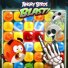 New Halloween update out now! 🎃 Get... - Angry Birds Blast