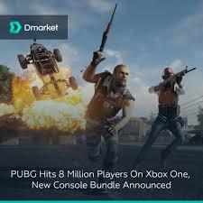 DMarket - PUBG Xbox One X bundle is ...
