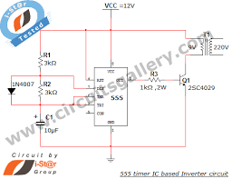 convert ac to dc circuit diagram the wiring diagram simple low power inverter circuit 12v dc to 230v or 110v ac circuit diagram