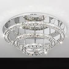 awesome large circular ceiling light 39002 toneria large led crystal round ceiling light from lights 4