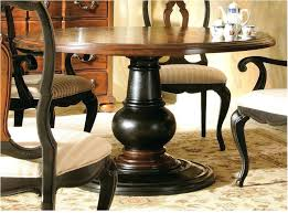magnificent good 60 pedestal table round dining room in with leaf plan 1 beautiful perspective