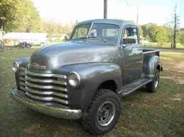 1953 Chevrolet 3100 4x4 - A Popular Post-War Cool Ride - Cool ...