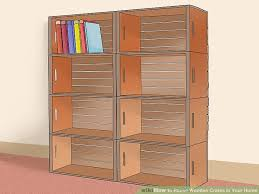 image titled reuse wooden crates in your home step 15