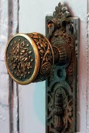 Innovation Antique Looking Door Knobs Doorknob Vintage Victorian O Throughout Simple Ideas