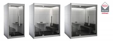 office pods. Is It Possible To Have An Open Workspace Environment And Privacy? Collaborative Areas Distraction-free Zones? With The SnapCab® Pod. Office Pods