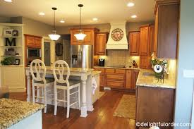 Kitchen Looks Delightful Order My Kitchen Makeover White Painted Cabinets