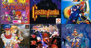 Thanks to our public domain license you're even allowed to use them in commercial projects! 15 Of The Best 2d Games On The Playstation 1