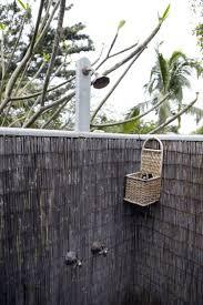 34 Ideen F R Sichtschutz Im Garten Mit Bambus Gartengestaltung Pflege Patio Bereich Paravent Garten Beweglicher Sichtschutz