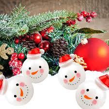 Indoor Snowman Lights Amazon Com Belupaid Christmas Lights 20 Leds 3m Snowman