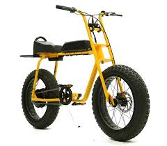 Ride A Pineapple Fat Tire Two Wheeler Is Essentially An Electric