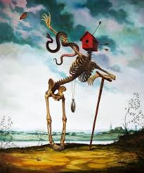 Surreal Paintings Surreal Paintings By Mike Davis Visionary Art Surrealism