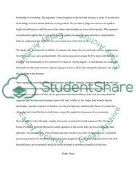 Example Philosophy Essay Philosophy Of Human Person Essay Example Topics And Well