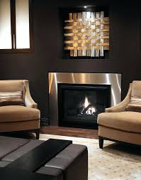 custom stainless steel fireplace surrounds surround cost plate love art installation