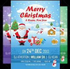 Christmas Flyer Templates 20 Best Merry Christmas Flyer Templates Freshdesignweb