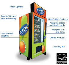 Healthy Food Vending Machines Franchise Awesome Vending Fresh Healthy Vending